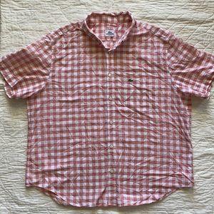 Lacoste S/S Cotton Shirt